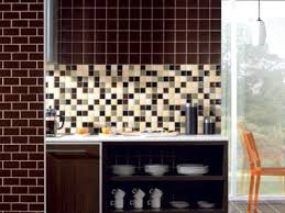 ideas for kitchen wall tiles cool kitchen wall tile marti style kitchen tile design ideas