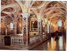 italian architect the san matteo crypt in the 1085 salerno cathedral by italian