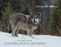 outreach living with wolves