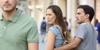Girlfriend Meme Girl - distracted boyfriend meme there is now a distracted girlfriend meme