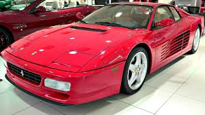 ferrari hatchback coupe 1992 ferrari 512 tr in 4k ultra hd review and walkaround by john