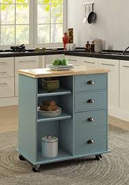mobile island for kitchen oliver and smith nashville collection mobile kitchen island cart on