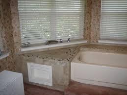 Tiling Bathtub Garden Tub Ideas Home Outdoor Decoration