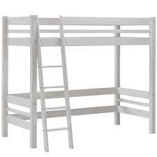 White High Sleeper Bed Frame Scanliving Mojo Single High Sleeper Bed Reviews Wayfair Co Uk
