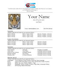 Special Skills In Resume Examples by Examples Of Resumes Make Resume Format Mnc Brefash Intended For