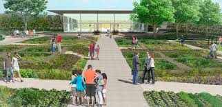 Botanical Gardens Dallas by A Tasteful Place Opens At Dallas Arboretum October 3 Focus Daily