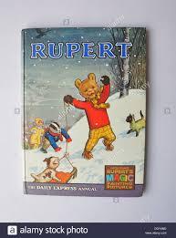 daily express rupert bear annual 44 1967 surrey england