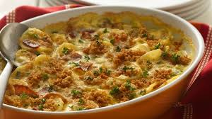 loaded au gratin potatoes recipe bettycrocker com