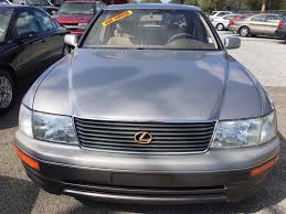 lexus in jacksonville 1995 lexus ls for sale 42 used cars from 1 387