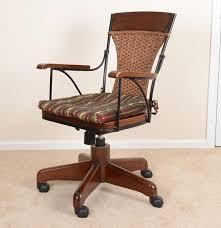 design ideas for wicker office chair 38 wicker home office
