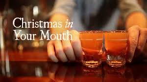 how to make a fireball whisky drink christmas in your mouth youtube