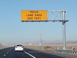 400 Feet by Interstate 15 Mojave Freeway Northbound Approaching Truck U2026 Flickr