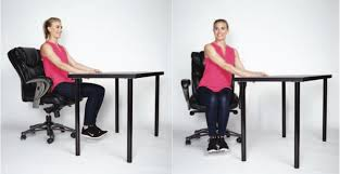 Office Chair Exercises A Workout At Work It Can Be Done With These 7 Exercises Page 2