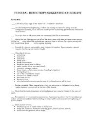 funeral planning checklist fillable funeral planning checklist form edit print