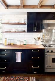 black kitchen cabinets ideas best 25 black kitchen cabinets ideas on black within