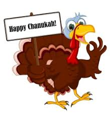 chanukah and thanksgiving a brief history from the library