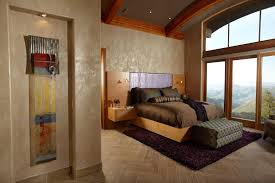 Modern Wallpaper Ideas For Bedroom - modern master bedroom with interior wallpaper by jaque bethke pure