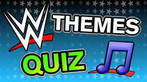 theme song quiz wwe wwe theme song quiz sound effects youtube
