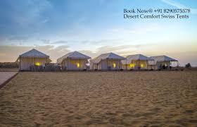 desert tent desert safariors cs jaisalmer sam sand dunes jaisalmer