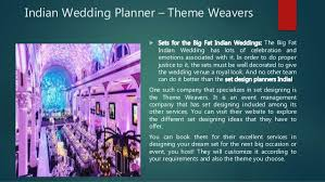 Indian Wedding Planner Book Set Design Planner In India To Design Your Dream