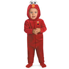 12 18 Month Boy Halloween Costumes Sesame Street Elmo Infant Boy Halloween Costume Size 12 18 Months