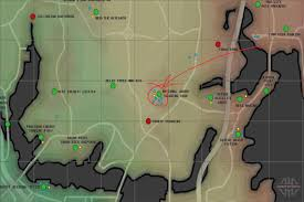 Fallout 4 Map by Where To Find The Best Power Armor In Fallout 4 X 01