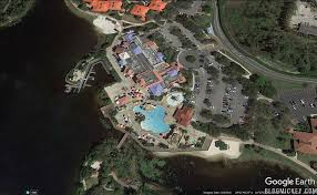 Disney World Google Map by Photo Disney U0027s Caribbean Beach Resort Centertown Construction