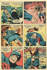 who is physically stronger captain america or kingpin battles
