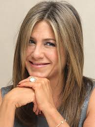 aniston wedding ring aniston refers to engagement ring as a rock