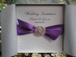 purple wedding invitations purple lace wedding invitations for your wedding theme