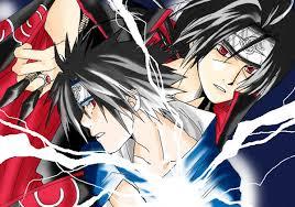 sasuke vs sasuke v s itachi by alucardsdarkness on deviantart