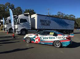 volvo truck parts australia 2017 volvo trucks drivers fuel challenge caltex australia