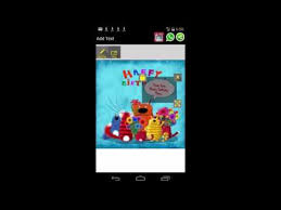 happy birthday card u0026 frame android apps on google play