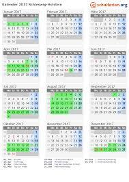 Kalender 2018 Helgdagar Kalender 2017 Ferien Schleswig Holstein Feiertage