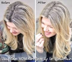 highlights to hide greyhair sunny simple life how to cover your grey roots between colorings of
