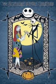 the nightmare before poster new 24x36