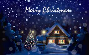 merry snow hd wallpaper background wallpapers free