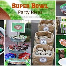 Super Bowl Decorating Ideas Decorating Super Bowl Party Food Ideas And Decor Plus More An All