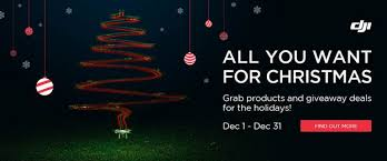 dji christmas specials dji phantom drone forum
