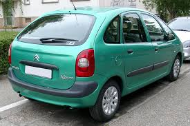 prices for citroen xsara picasso rent cars in your city