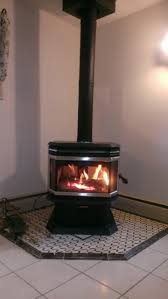wood burning stove circulating fan 130 cfm blower fan for osburn 2200 or 2400 high efficiency epa
