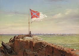 Confederate Flag Alabama Second National Confederate Flag U2013 Eccentric Bliss