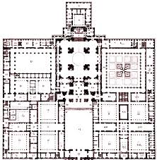 parthenon floor plan in the parthenon the controlling ratio for