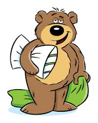 brown bear clipart real pencil and in color brown bear clipart real