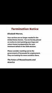 Termination On Notice david missle m1 ssi twitter