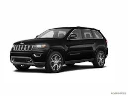 jeep grand cherokee all black new 2018 jeep grand cherokee sterling edition 4x2 for sale lease