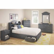 bedroom in a box bedroom furniture south shore summer breeze 4 piece bedroom set