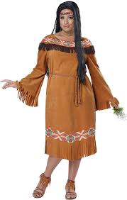 plus size womens american indian costume costume craze