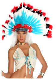 Native Indian Halloween Costumes Native American Headdress Halloween Costumes