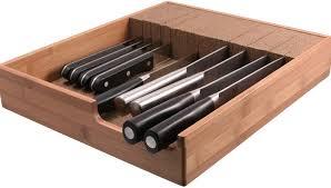 Under Cabinet Knife Holder by Under Cabinet Knife Storage Drop Down Home Design Ideas